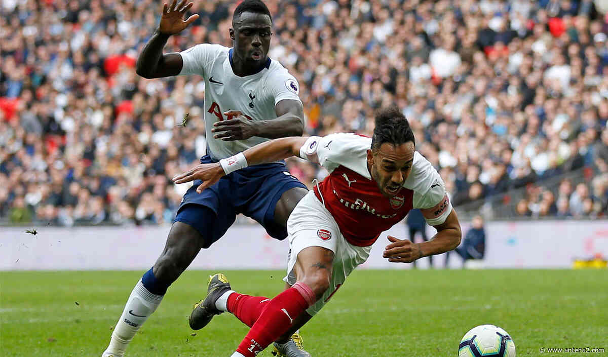 Tottenham vs Arsenal EN VIVO - Premier League, fecha 35 - Antena 2