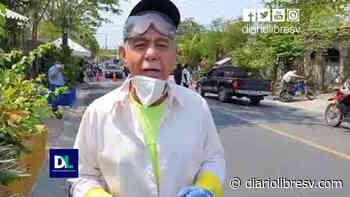 Alcalde de San Luis Talpa, La Paz, Salvador Menéndez sufre atentado - Diario Libre