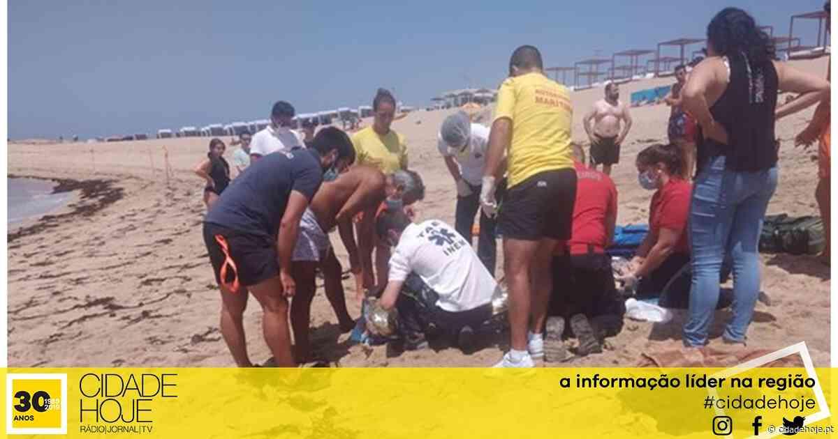 Vila do Conde: Jovem de 23 anos em estado grave depois de ida ao mar - Cidade Hoje