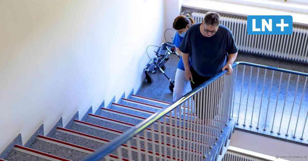 Grosshansdorf So ergeht es Corona-Patienten in der Reha - Lübecker Nachrichten