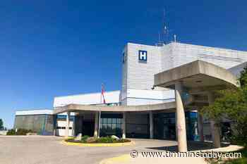 Paid parking resuming at Timmins hospital - TimminsToday