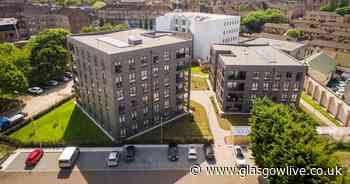 New Bridgeton affordable housing development completed - Glasgow Live