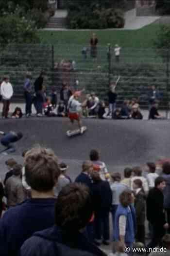 Vor 40 Jahren: Skateboard-Park in Hamburg - NDR.de