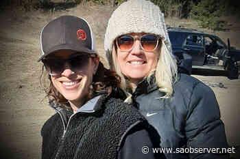Okanagan sisters-in-law sleep out successful – Salmon Arm Observer - Salmon Arm Observer