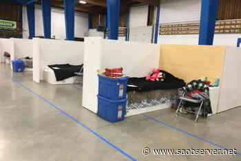 COVID-19: Homeless to be relocated from temporary Okanagan shelter - Salmon Arm Observer