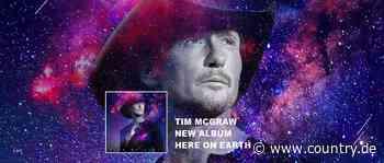 Tim McGraw veröffentlicht neues Album im August - Country.de