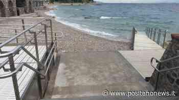 Capri. La rampa disabili diventa scivolo: «Inciviltà, la barriera da abbattere - Positanonews