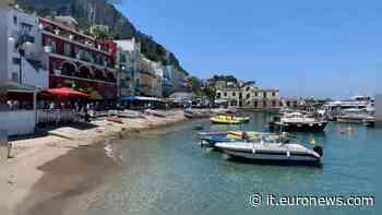 Capri: vacanzieri cercasi - Euronews Italiano