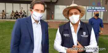 Guapimirim recebe doação de respiradores e monitores para o CTI - Rede Tv Mais