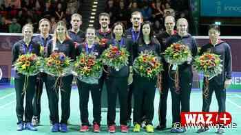 EM-Quali: Deutsches Badminton-Team erwischt schweres Los - Westdeutsche Allgemeine Zeitung