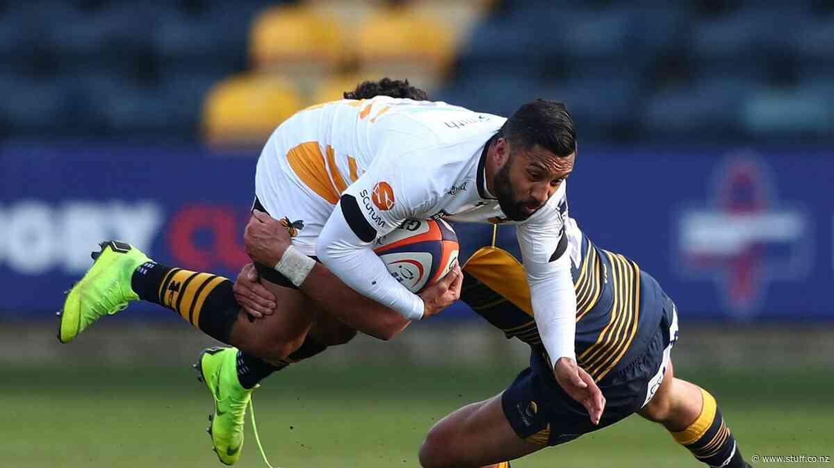 Former All Black Lima Sopoaga admits hating rugby - Stuff.co.nz