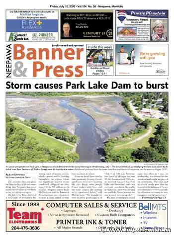 Friday, July 10, 2020 Neepawa Banner & Press - myWestman.ca