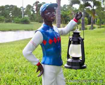 OPINION: Lawn jockeys: Racist symbol or Underground Railroad guide? - The Sarnia Journal