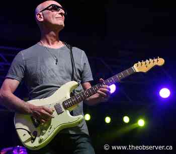 Kim Mitchell song was 10 years in the making - Sarnia Observer