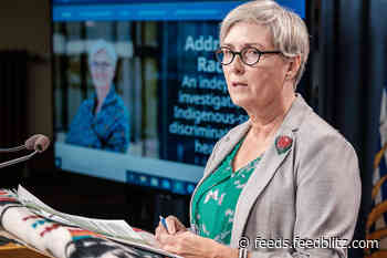 Turpel-Lafond Promises In-Depth Probe of Anti-Indigenous Racism in BC Health Care (in News)