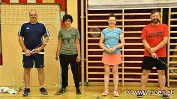 Badminton - Neustädter holen Amstettner Stadtmeistertitel - NÖN.at