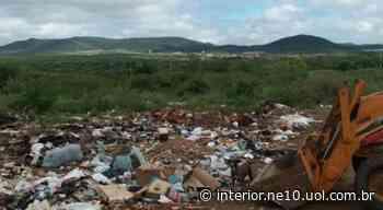 Serra Talhada realiza limpeza e instala placas contra descarte irregular de lixo e entulhos - NE10