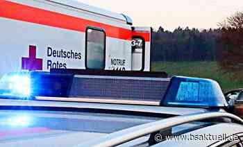 Blaubeuren: Junge Autofahrerin übersieht Lkw beim Überholen - BSAktuell