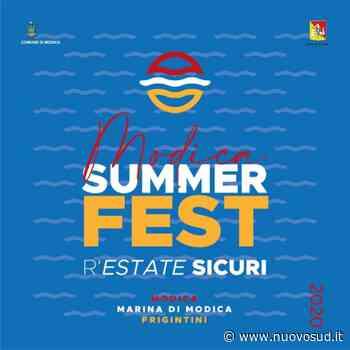 Modica Summer Fest 2020: anteprima del programma previsto per l'estate - Nuovo Sud
