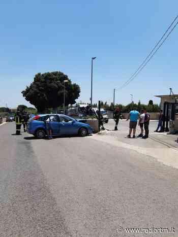 Grave incidente a Modica.Centauro trasferito d'urgenza a Catania - Radio RTM Modica