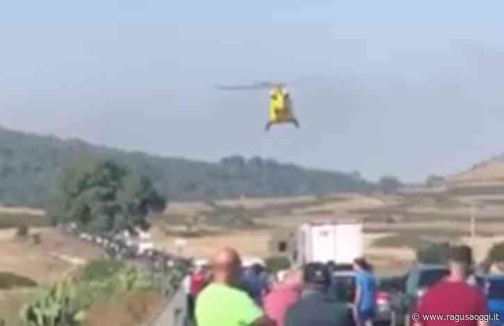 E' un noto imprenditore farmaceutico di Modica il motociclista rimasto vittima di un incidente oggi a Modica - RagusaOggi