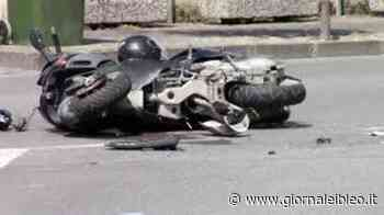 Incidente a Modica, grave un motociclista di 60anni - Giornale Ibleo