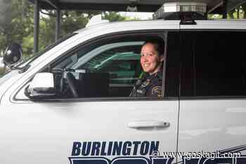 Burlington police officer from New Zealand among new recruits to enter force during pandemic - goskagit.com