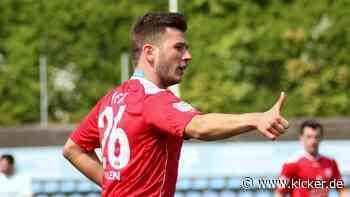 Arda Nebi kehrt zu Rot Weiss Ahlen zurück - kicker