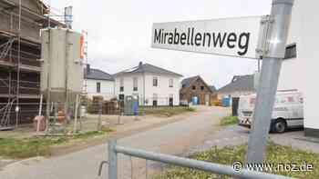"""""""Das bringt das Fass zum Überlaufen"""": Poller für die Siedlung """"Dahauser Feld"""" werden zum Streitthema in Dissen - noz.de - Neue Osnabrücker Zeitung"""