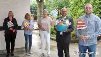 Heute 107 Kinder aus 15 Nationen: 50 Jahre Willy-Schulte-Kindergarten in Dissen: Wie alles begann - noz.de - Neue Osnabrücker Zeitung