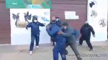Defensoría del Pueblo condena agresiones a policías y gendarmes en Punata - Los Tiempos
