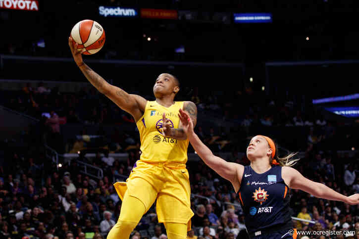 Sparks pacing themselves, treating shortened WNBA season like a marathon
