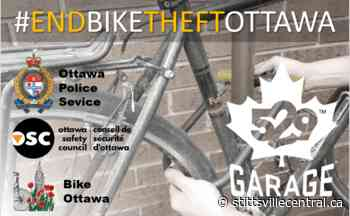 Bike theft numbers up - Ottawa Police impart security tips - StittsvilleCentral.ca