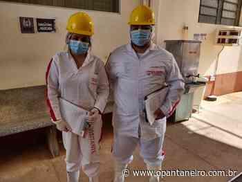 Saúde do Trabalhador vistoria instalações no frigorífico Buriti em Aquidauana - O Pantaneiro