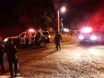 PM prende homem por roubo e outro que estava foragido em Aquidauana - O Pantaneiro