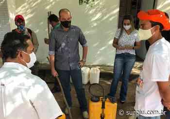 Prefeitura de Miracema restabelece Brigada de Prevenção, Controle e Combate ao Fogo - Surgiu