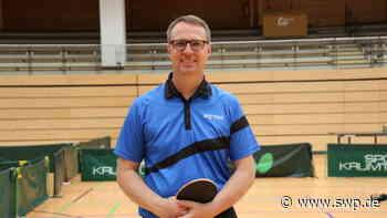 """Tischtennis TSV Gaildorf: Bernd Krey: """"Noch ein Quäntchen ehrgeiziger"""" - SWP"""