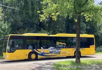 Sommer-Shuttle-Stadtbus zum Naherholungsgebiet in Riedlingen - Presse Augsburg