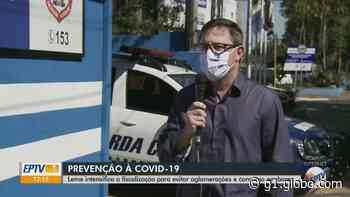 Com 19 mortes por Covid-19, Leme aumenta fiscalização do uso de máscara e aglomerações - G1