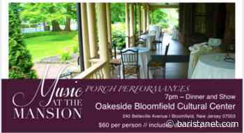 Music at the Mansion: Porch Performances at Oakeside in Bloomfield - Baristanet
