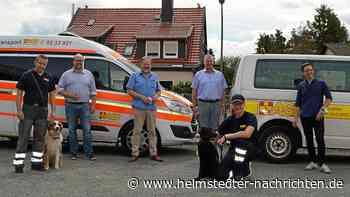 Rettungshunde finden in Helmstedt ein Bundestagsmitglied - Helmstedter Nachrichten