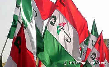 JUST IN: PDP sacks caretaker committee in Jigawa - NIGERIAN TRIBUNE