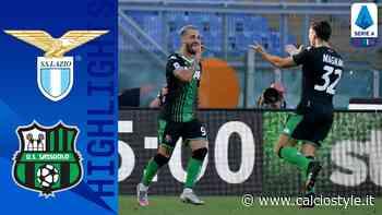Lazio-Sassuolo 1-2. Gol e Highlights - Calcio Style
