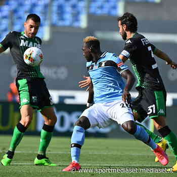 Lazio-Sassuolo, le foto della partita - Sportmediaset - Sport Mediaset