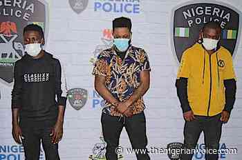 Three International cyber crime suspects arrested in Uromi, whistleblowing by Interpol Germany - The Nigerian Voice