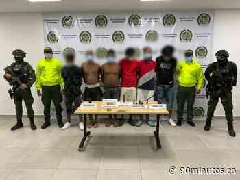 Otra captura de presuntos integrantes de la banda criminal 'La local' en Buenaventura, la segunda en dos semanas - 90 Minutos