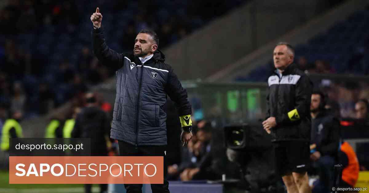 Académico de Viseu sem treinador depois de rescindir com Rui Borges - SAPO Desporto