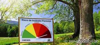 Incêndios: concelhos de Viseu em risco máximo - Jornal do Centro
