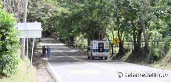 Inmovilizan ambulancia en Salgar que incumplía protocolos de bioseguridad - Telemedellín