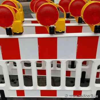 Frechen: Bauarbeiten für Lärmschutzwand auf der A4 - radioerft.de